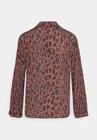 LingaDore - SET - Pyjamas - brown/black - 3