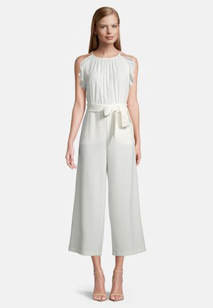 Jumpsuit - ivory white