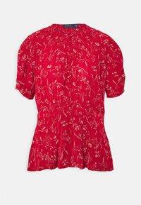 Polo Ralph Lauren - SHORT SLEEVE - Bluser - tender red - 0