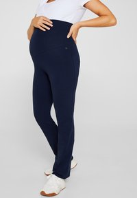 Esprit Maternity - Trousers - night blue - 0