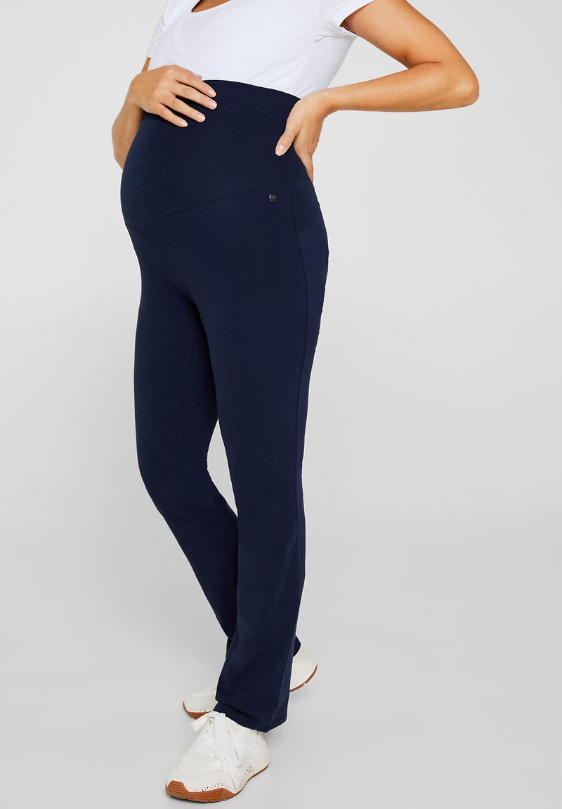 Esprit Maternity - Trousers - night blue
