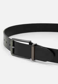 Guess - ADJUSTABLE BELT - Belt - black - 2