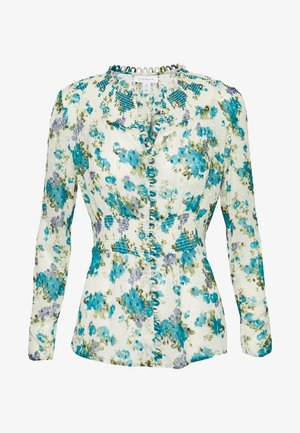 LOOP FLORAL - Blouse - ivory