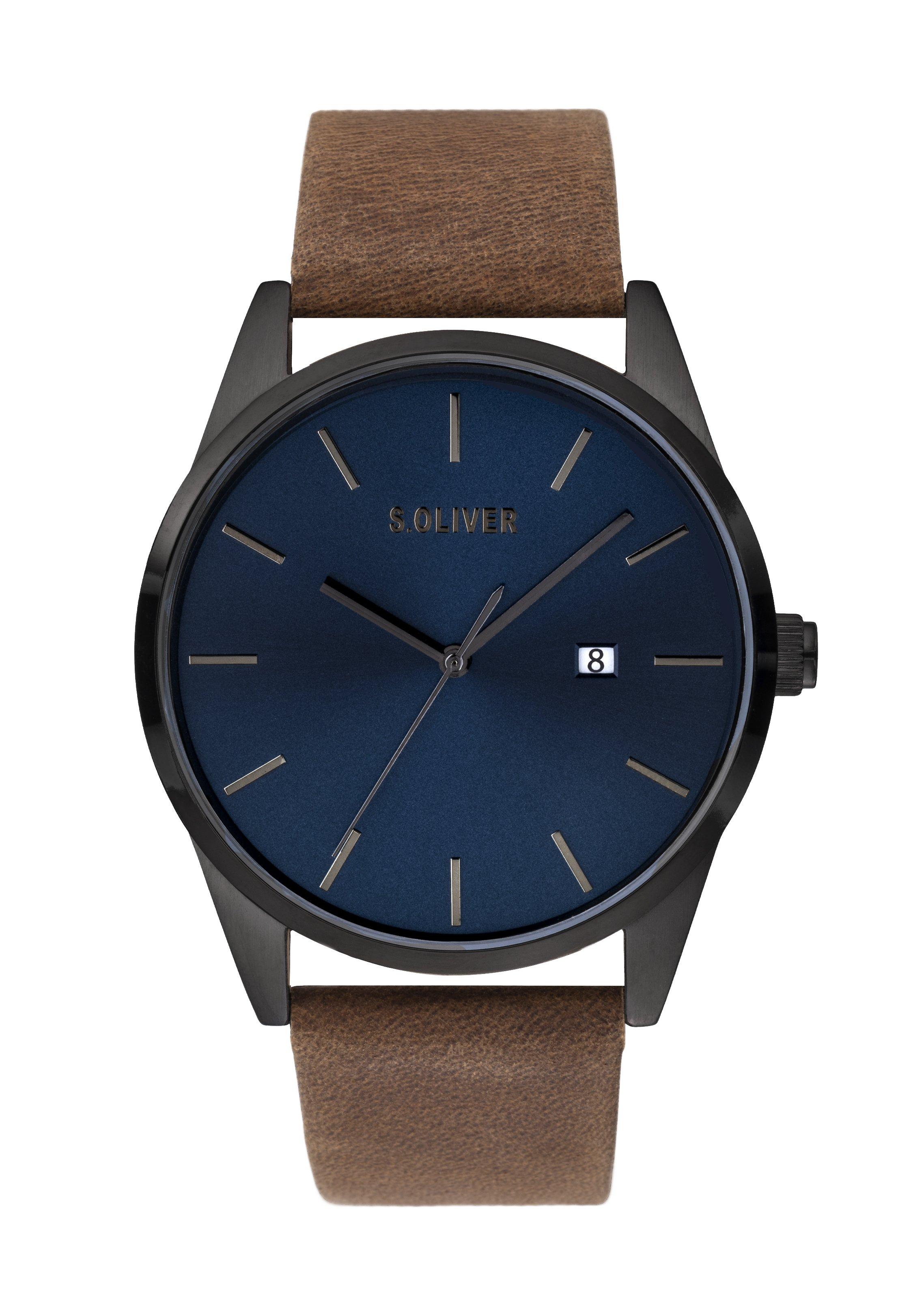 S.oliver Watch - Braun