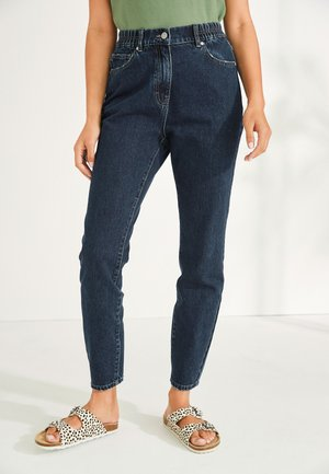 Relaxed fit jeans - dark blue
