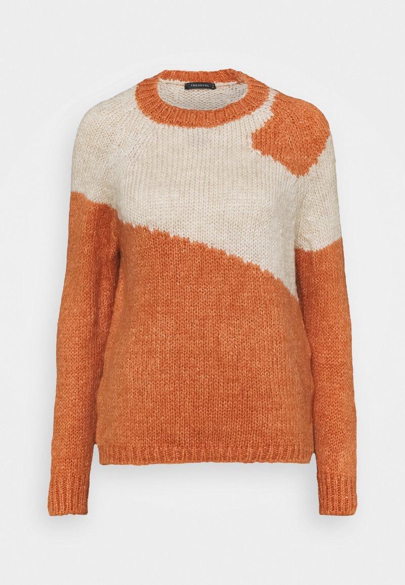 Trendyol - Jumper - orange