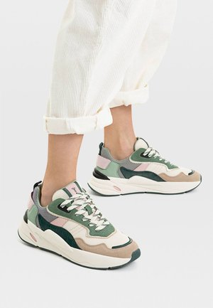MIT ELEMENTEN  - Sneakers laag - multi-coloured