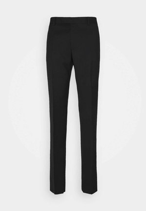TROUSERS INFINITY - Trousers - black