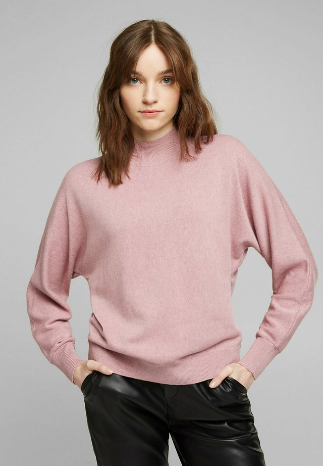 BADWING - Sweter - mauve