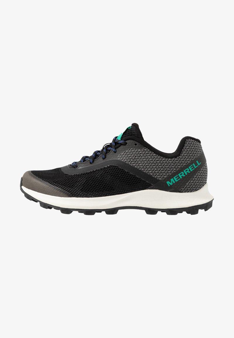 Merrell - SKYFIRE - Trail running shoes - black