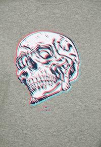 PS Paul Smith - MENS REGULAR FIT SKULL - Sweatshirt - grey - 4
