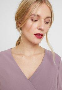 Glamorous Bloom - DRESS - Sukienka letnia - dusty lavender - 5