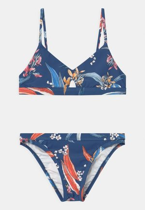 SALTY SUNSET SET - Bikini - marine blue