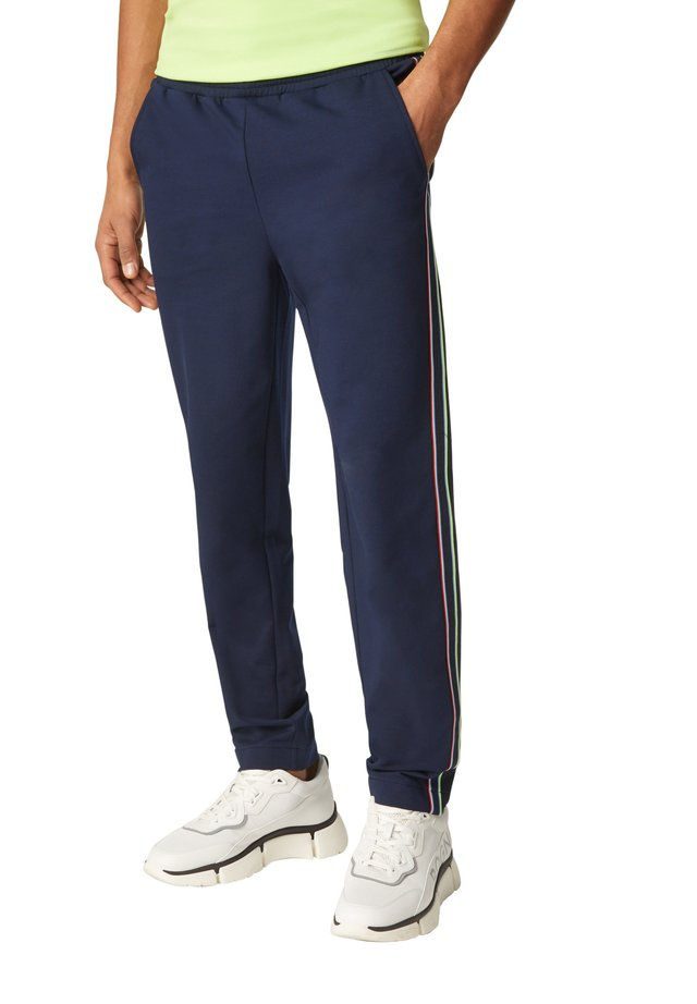 EDWARD - Trainingsbroek - navy-blau