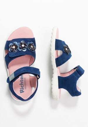 Sandals - nautical/atlantic