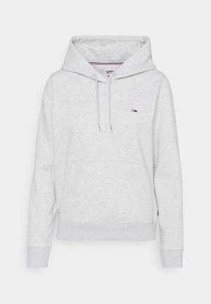 REGULAR HOODIE - Hoodie - silver grey heather