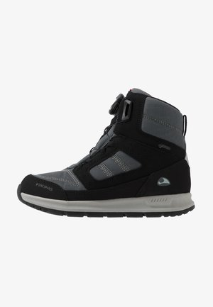 TRYVANN BOA GTX  - Winter boots - black/charcoal