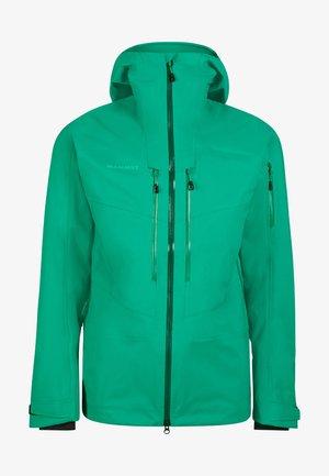 HALDIGRAT - Snowboard jacket - deep emerald