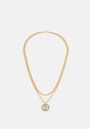 HEX COIN MULTIROW - Halsband - gold-coloured