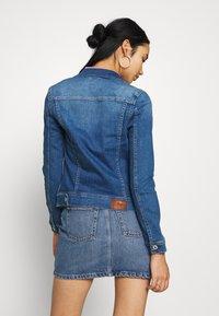 Pepe Jeans - THRIFT - Džínová bunda - blue denim - 2