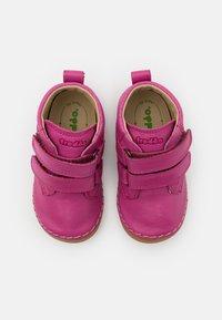 Froddo - PAIX - Baby shoes - fuchsia - 3