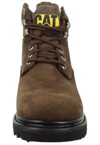 Cat Footwear - COLORADO - Veterlaarzen - chocolate - 3