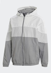 adidas Originals - BX-20 WINDBREAKER - Windbreaker - grey - 9