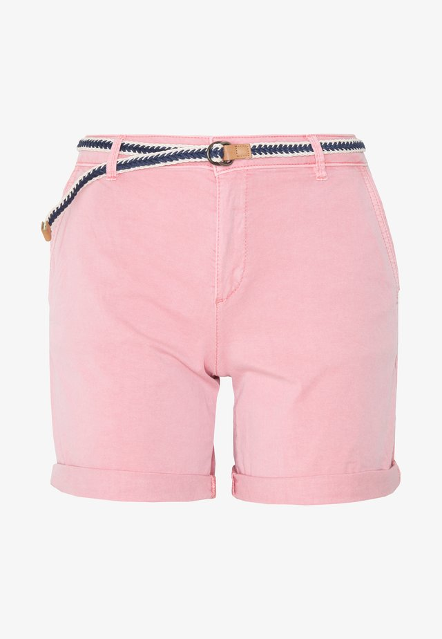 Shorts - dark old pink