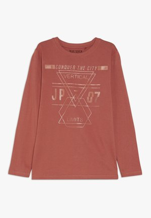 Camiseta de manga larga - ziegel
