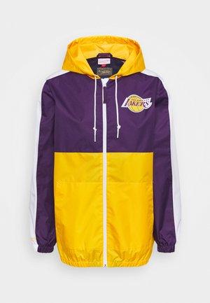 NBA LOS ANGELES LAKERS GAMEDAY LIGHTWEIGHT - Klubtrøjer - purple