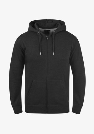 BERTIZIP - Zip-up sweatshirt - dark grey