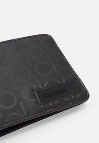 Calvin Klein - BIFOLD COIN - Plånbok - black - 3