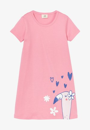 CUTE FLAMINGO NIGHTDRESS - Pyjama - pink