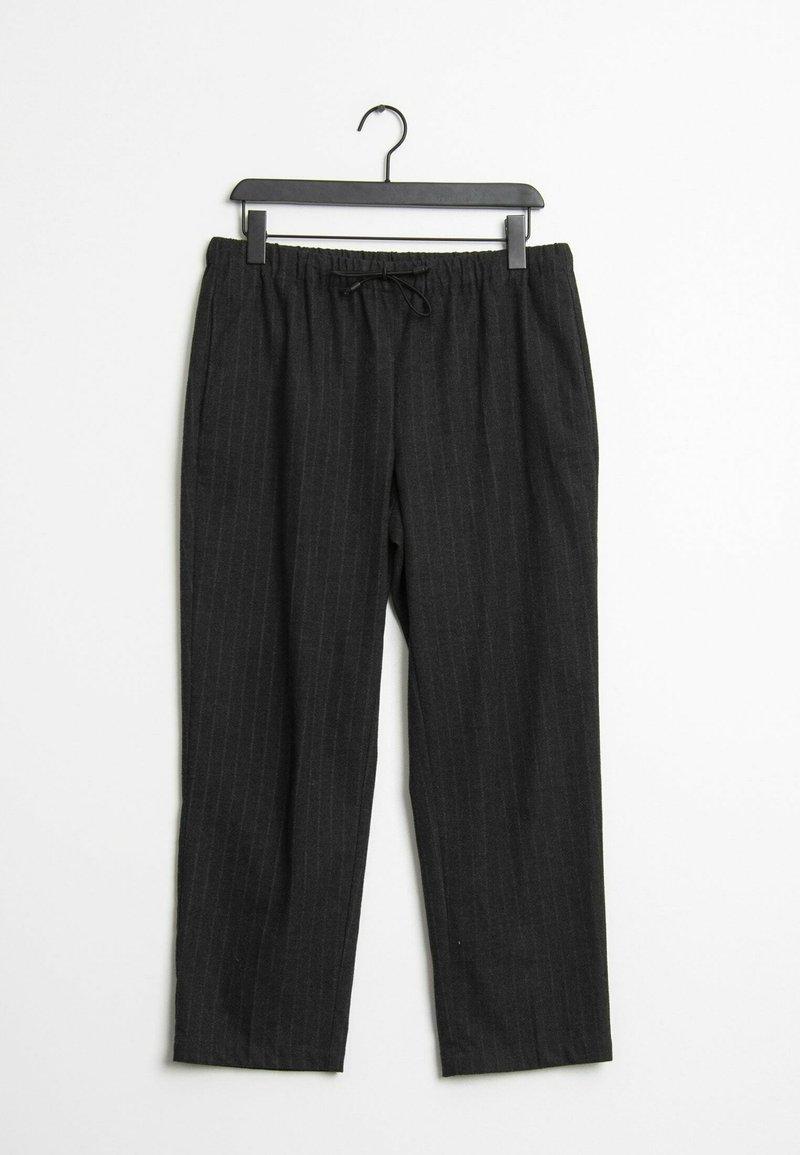 Mango - Trousers - grey