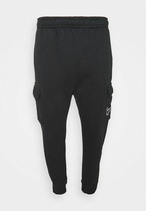 CARGO PANT - Tracksuit bottoms - black
