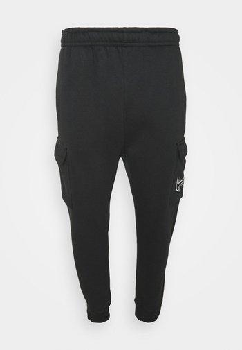CARGO PANT - Pantaloni sportivi - black