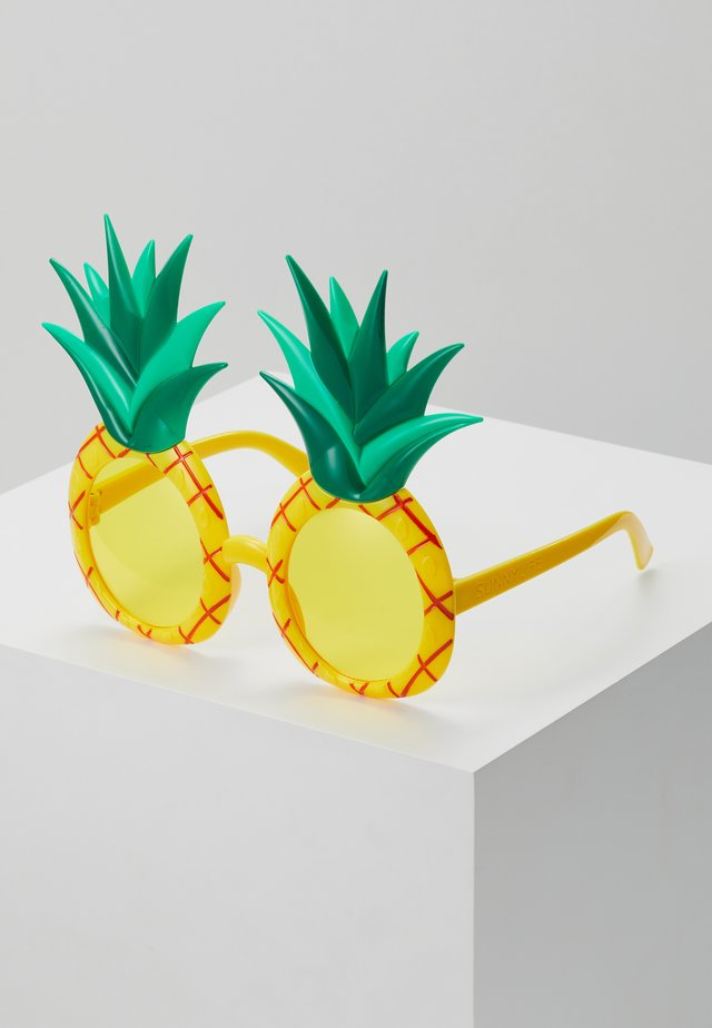 KIDS SUNNIES - Aurinkolasit - yellow