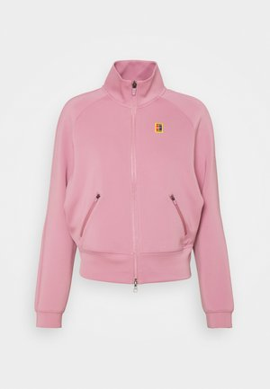 HERITAGE  - Training jacket - elemental pink/white