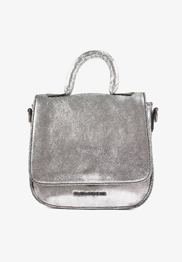 OPAL - Handbag - silver