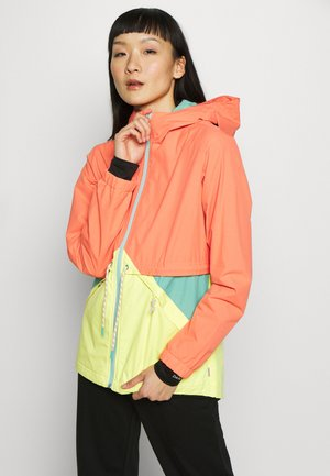 WOMEN'S NARRAWAY JACKET - Waterproof jacket - pink sherbet multi