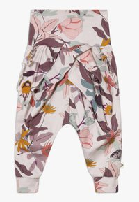 Müsli by GREEN COTTON - DAHLIA PANTS - Kalhoty - marble - 0
