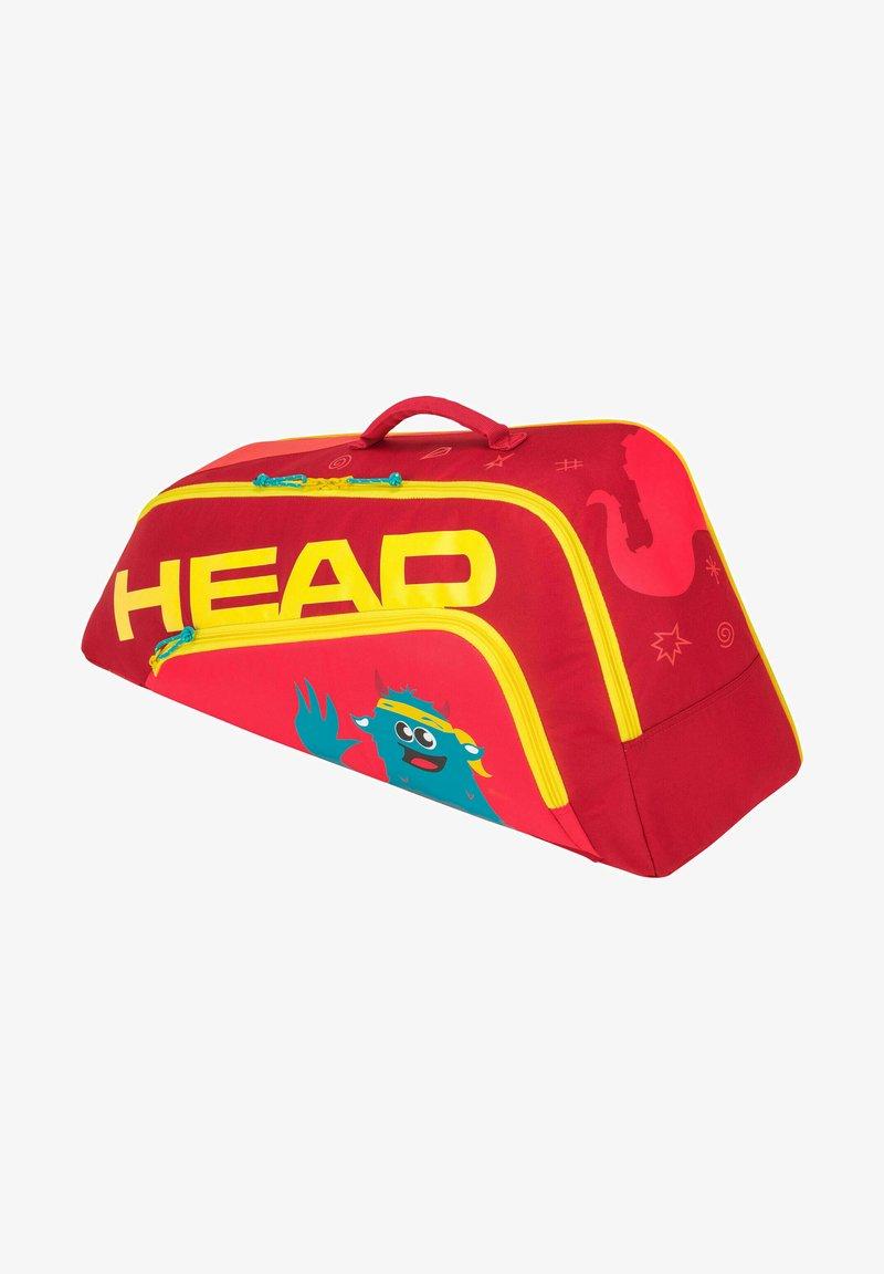 Head - Sports bag - rot/gelb