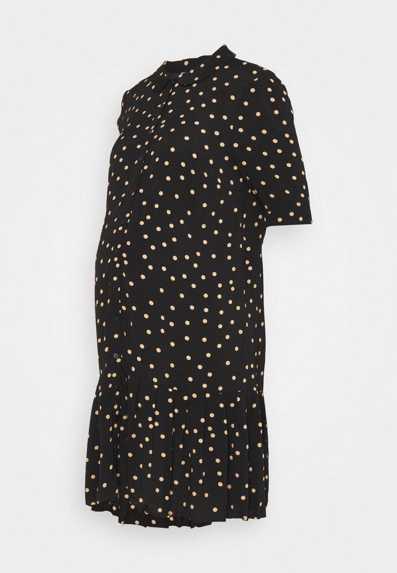Seraphine - NOLA - Žerzejové šaty - black