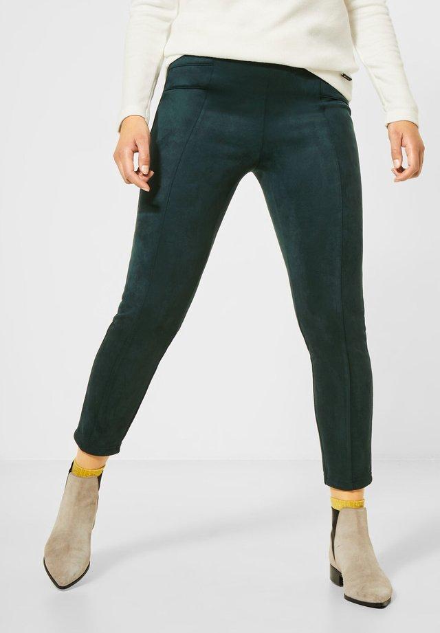 Leggings - Trousers - grün