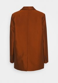 DESIGNERS REMIX - HAILEY - Short coat - mahogany - 1