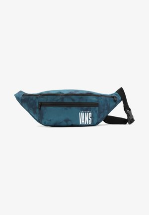MN WARD CROSS BODY PACK - Heuptas - blue coral/tie dye