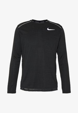 DRY MILER - Funkční triko - black/silver