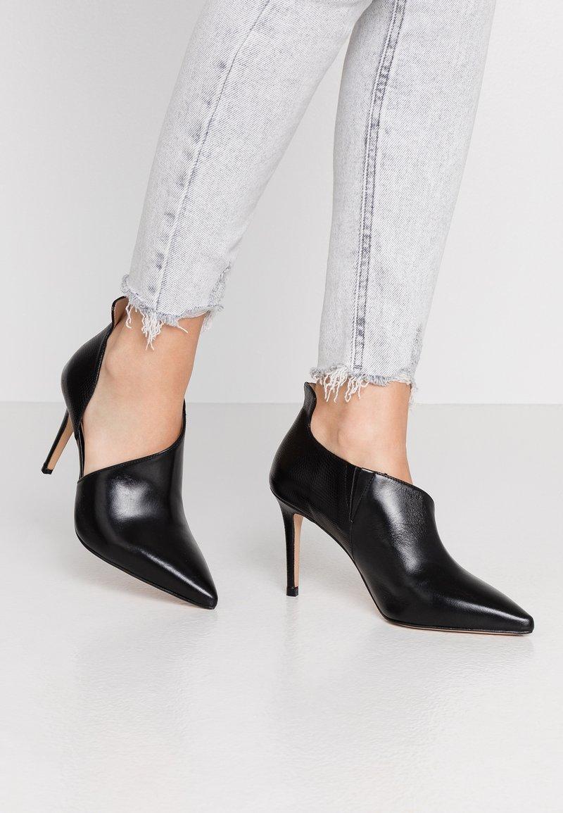 Zign - Zapatos altos - black