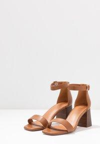 Zign - Sandals - cognac - 4