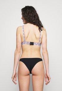 Moschino Underwear - BRA - Triangel-BH - black - 2